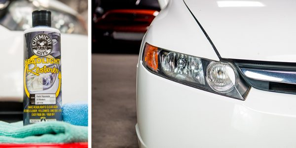 GAP115-ChemicalGuys-HeadlightRestorerandProtectant-CleanHeadlights-BeforeandAfter